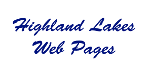 Highland Lakes Web Pages